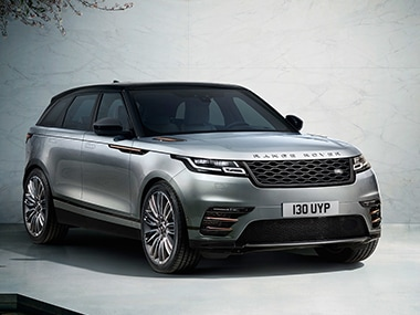Range Rover Velar will be available for Rs 78.83 lakh