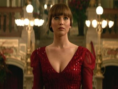 Red Sparrow trailer: Jennifer Lawrence channels her inner Black Widow in new spy thriller