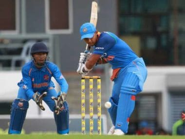 ICC U-19 World Cup 2018: On Keto diet and father's dreams, Riyan Parag aims to conquer the world