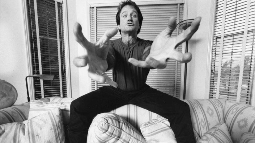 Robin Williams: Come Inside My Mind premieres on 19 January. Twitter/@RWFansite