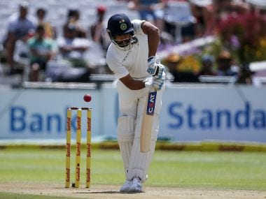 India vs South Africa: Virat Kohli says decision to drop Ajinkya Rahane and include Rohit Sharma was based on 'current form'