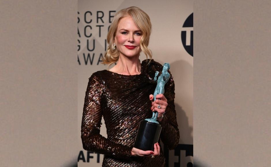 Screen Actors Guild Awards 2018: Gary Oldman, Frances McDormand win big, Morgan Freeman receives Life Time Achievement Award