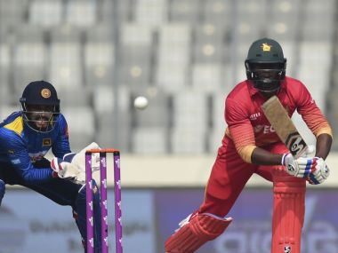 LIVE Zimbabwe vs Sri Lanka ODI at Dhaka: Cricket Score and updates