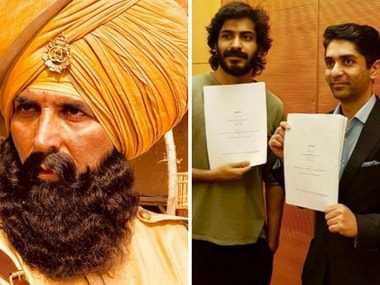 Akshay Kumar reveals Kesari first look; Harshvardhan announces Abhinav Bindra biopic: Social Media Stalkers' Guide