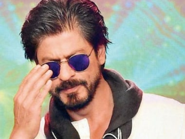 Shah Rukh Khan says he is 'honoured' to receive the Crystal Award along side Elton John, Cate Blanchett