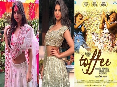 Suhana Khan's desi look; Poster of Ayushmann Khurrana's Toffee released: Social Media Stalkers' Guide
