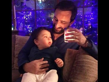 Saif Ali Khan on Taimur: He is a genetic treasure trove with bits of Rabindranath Tagore, Raj Kapoor