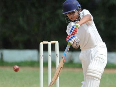 Rahul Dravid's son Samit, Sunil Joshi's ward Aryan slam match-winning centuries in U-14 event