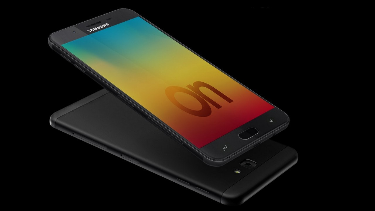 The Samsung Galaxy On7 Prime. Samsung Mobile India