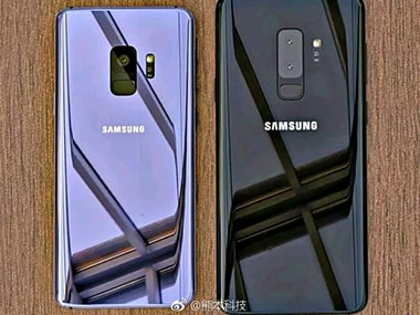 Samsung Galaxy S9 specifications leak hints at 12 MP dual-aperture rear camera, 4 GB RAM