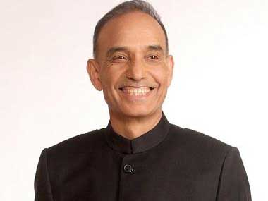 File image of Union minister Satyapal Singh. Twitter@dr_satyapal