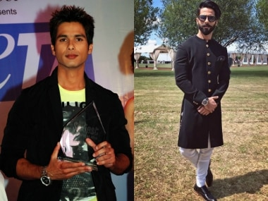 From Ishq Vishq to Padmaavat, how Shahid Kapoor blossomed into the man of our dreams: A Fashion Evolution