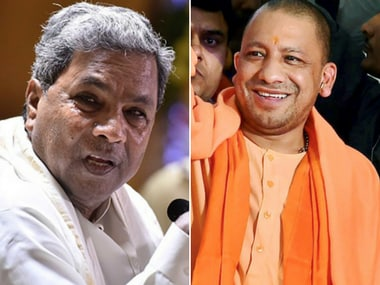 As Yogi Adityanath steps into Karnataka poll campaign, Twitter war ensues between UP CM and Siddaramaiah