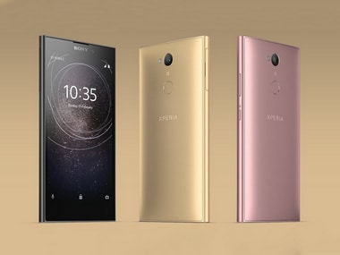 Sony announces Xperia XA2, XA2 Ultra and L2 with fingerprint scanners for Unites States at CES 2018