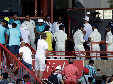 The Indian team didn't play a single practice game ahead of the SA tour. AP