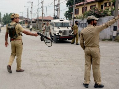 J&K Police 'misinterpreted' intel inputs; Pune girl suspected to be 'suicide bomber' free to go