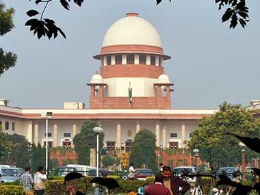 File image of Supreme Court. Reuters