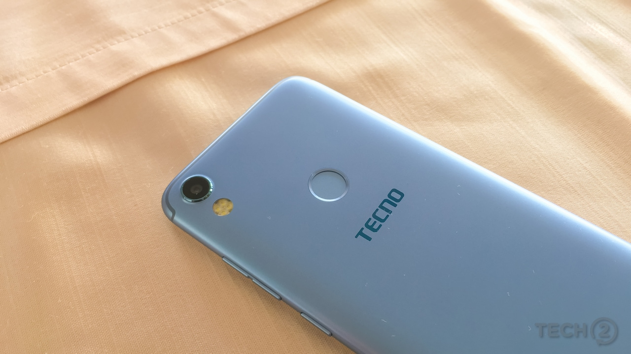 The Tecno Mobile Camon i goes up against the Redmi Y1 and the Honor 7X. Image: tech2/Shomik Sen Bhattacharjee