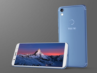 Tecno Mobile Camon I first impressions: A budget smartphone with a promising set of cameras