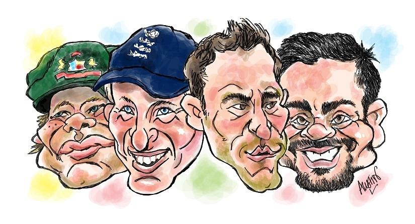 The tests at SCG and Newlands are both being played for pride. Illustration courtesy Austin Coutinho