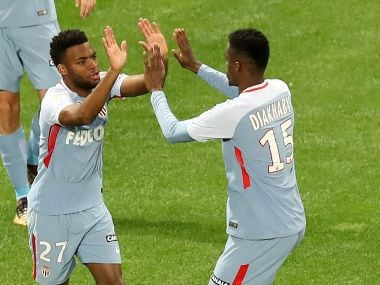 French League Cup: Thomas Lemar helps Monaco cruise into semi-finals with win over Nice