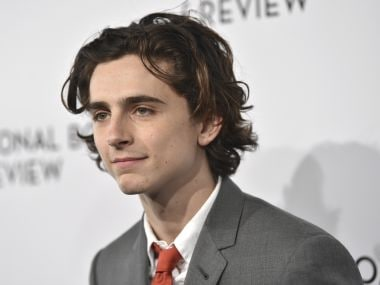 After Rebecca Hall, Timothée Chalamet donates salary from Woody Allen film to Time's Up movement