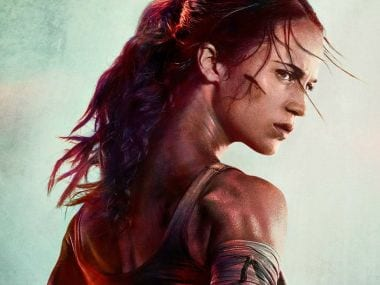 Tomb Raider: Alicia Vikander's Lara Croft leaps back into action in new adrenaline pumping trailer