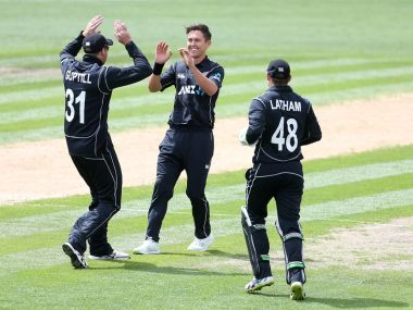 New Zealand vs Pakistan: Trent Boult's five-wicket haul helps host wrap up series in 3rd ODI