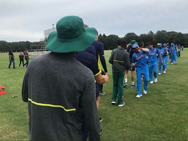 ICC U-19 World Cup 2018: India thrash South Africa by 189 runs in warm-up match