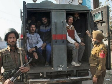 Over 40,000 villagers abandon homes near India-Pakistan border to escape heavy shelling by Pakistani forces