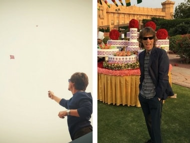 Shah Rukh Khan's kite flying session; Mick Jagger is in India: Social Media Stalkers' Guide