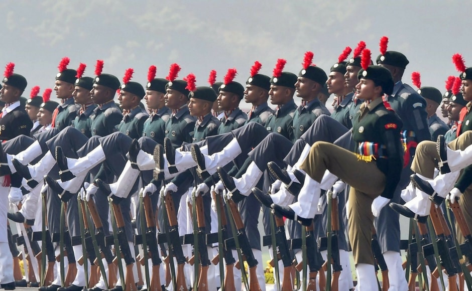 'The National Cadet Corps is not about uniform or uniformity, it is about unity,