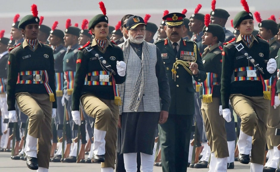 Prime Minister Narendra Modi on Sunday urged all stakeholders of National Cadet Corps (NCC) to think about a plan of action for taking it to a higher level by 2023, when the body turns 75. PTI