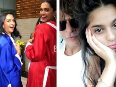 Deepika Padukone on Vogue BFFs; SRK sees kids off: Social Media Stalkers' Guide