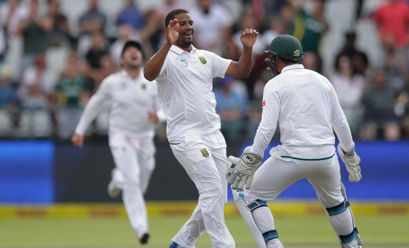 India vs South Africa: Vernon Philander's unerring accuracy re-opens visitors' wounds at Newlands