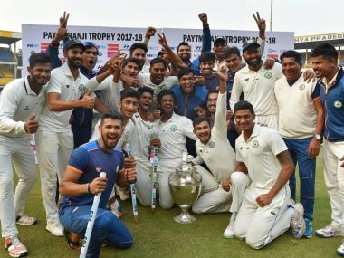 Ranji Trophy: Captain Faiz Fazal calls Vidarbha's maiden title his 'career's biggest achievement'