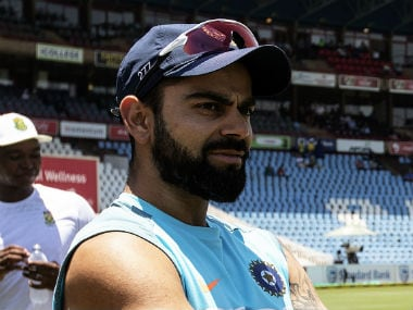 India vs South Africa: Virat Kohli hints at all-pace attack against Proteas for Wanderers Test