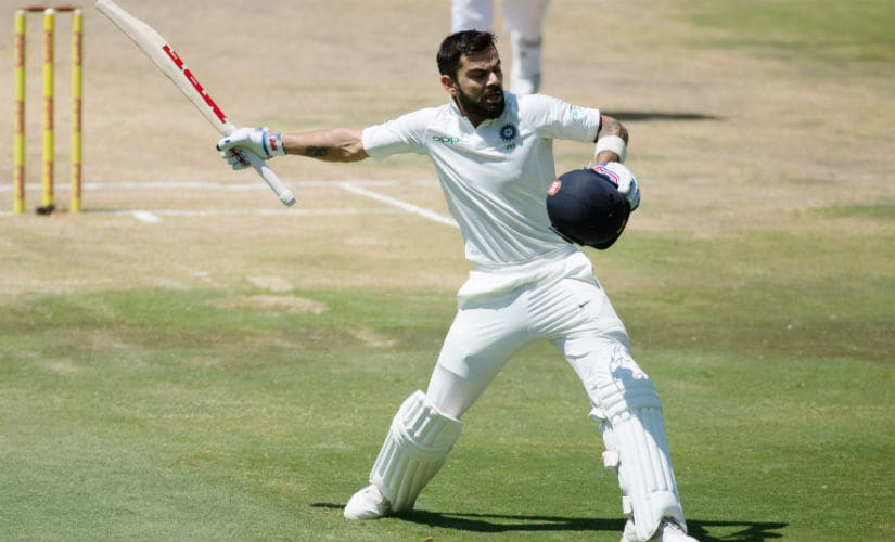 Virat Kohli's centuries against Australia at Adelaide in the 2014-15 tour were the 'best of that summer', according to Dean Jones. Reuters