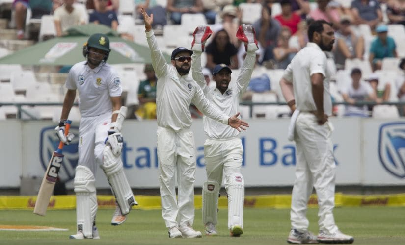 India vs South Africa: Virat Kohli's misplaced aggression backfired as they let hosts off the hook