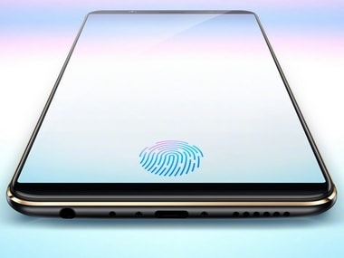 Vivo X20 Plus UD launched with under display fingerprint reader: Images, specifications and pricing