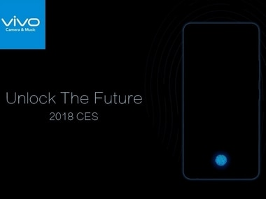 Vivo is all set to launch world's first smartphone with under-display fingerprint scanner at CES 2018