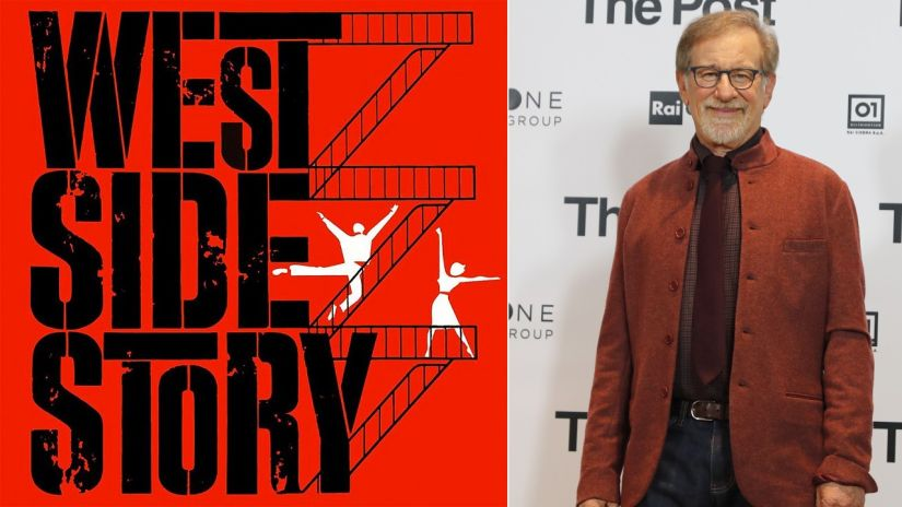 Steven Spielberg is teaming up with playwright Tony Kushner for the remake of West Side Story. AP