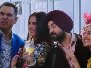 Welcome to New York trailer: Sonakshi Sinha, Karan Johar, Diljit Dosanjh star in the upcoming comedy flick