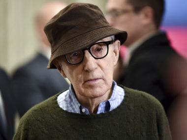 Woody Allen's French film distributor defends director, calls sexual abuse allegations 'shameless opportunism'