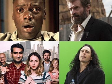 Logan, Get Out, The Big Sick, The Disaster Artist among films nominated for 2018 Writers Guild Awards