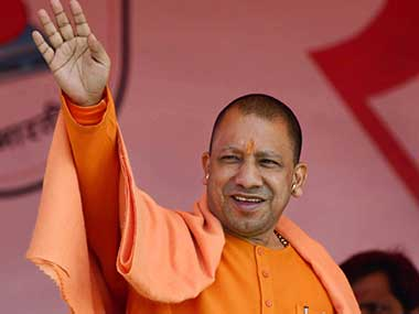 Yogi Adityanath wants people wielding guns to be answered in the 'language of a gun'