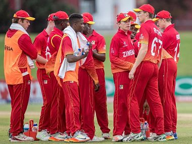 ICC Under-19 World Cup 2018: Zimbabwe, Canada progress into plate semi-finals