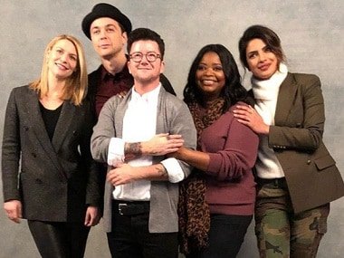 Priyanka Chopra promotes A Kid Like Jake at Sundance Film Festival along with Jim Parsons, Octavia Spencer