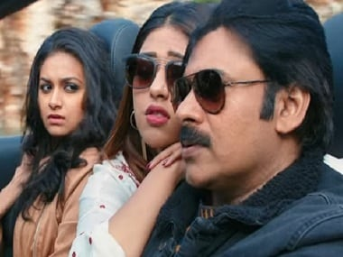 Agnyaathavaasi trailer: This Trivikram Srinivas film is an out and out Pawan Kalyan fest