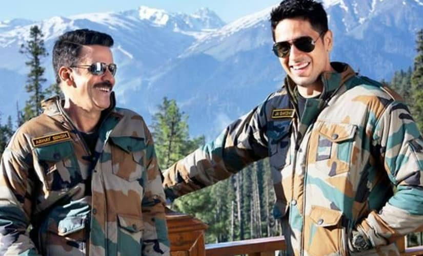 A still from Manoj Bajapayee's upcoming movie Aiyaary/Image from YouTube.
